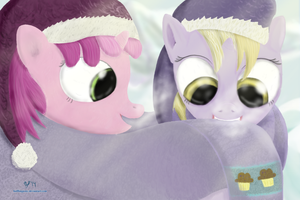 You Look Cold... by HalflingPony