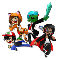 Heroes of Mianite by Ch4rm3d