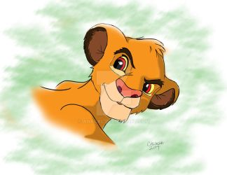 Simba by anacal