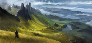 Hunting grounds II by Fleret