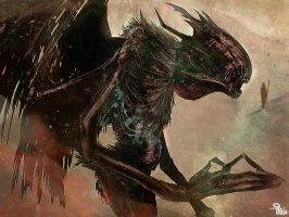 Ifrit by Prophetharm