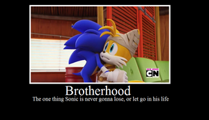 Brotherhood Meme by SonicAndTailsfan64
