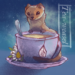 Tea-weasel by Tea-weasel