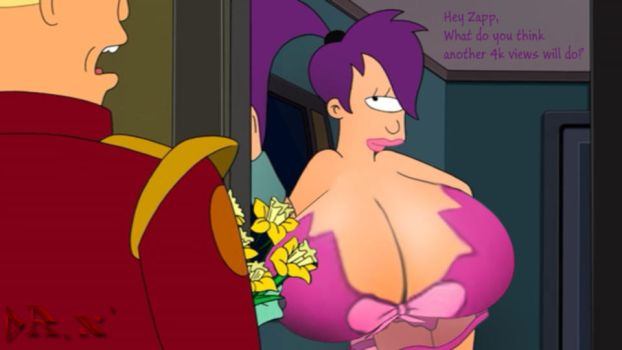Leela Nightie - Thanks for 4k Views! by drxprime