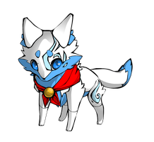 My Fox Caydence by EpicGamer4life