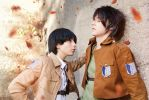 Eren (Attack on Titan) - My Captain by Snowblind-Cosplay