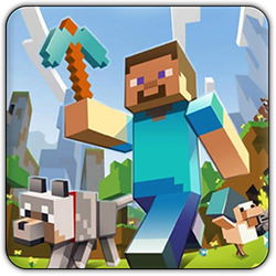 Minecraft Icon - Win7 by Ailayna