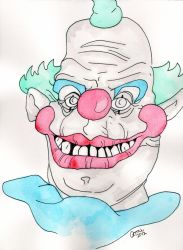 Killer Klowns by Ronnie1996
