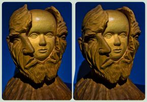 Daetz Museum IV 3D ::: Cross-View HDR by zour
