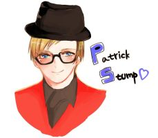 Patrick Stump by ameco07