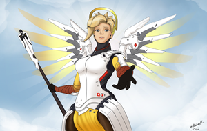 Hand of Mercy by AlexLive97