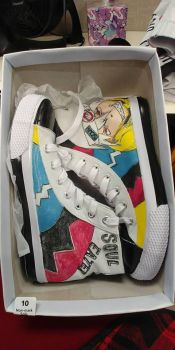Souleater Converses #2 by AnArtistic0Soul