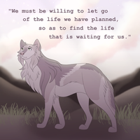 {DotW} The Life That's Waiting by xCinderfrostx