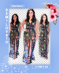 Demi Lovato - Pack Png #149 by TheNightingale01