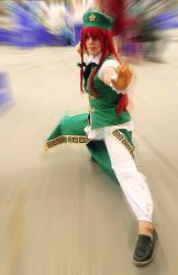 Hong Meiling cosplay 2013-03-16 by Natsuki-MaiHiME