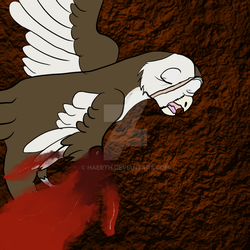 Goretober Day 20: Wings by Haerth