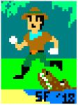 Pitfall Harry by Number1Exile