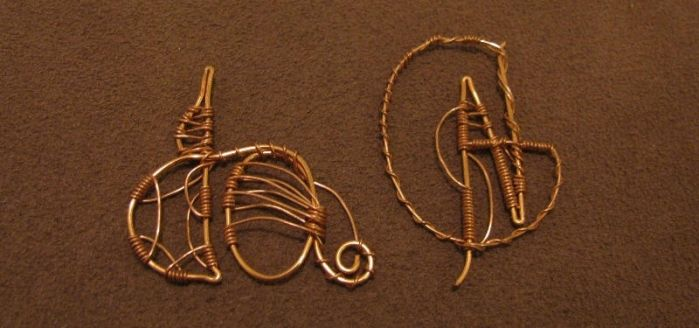 Wire initial samples by Jess-9000
