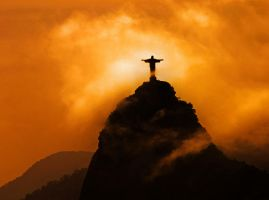Cristo Fire by rmh7069