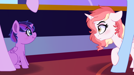 Since the start by Saphi-Boo