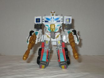 Transformers Customs 018A - Hyperdrive by EchoWing