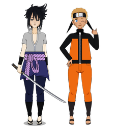 nartsauce [NARUTO / SASUKE EXPORT] by greasums