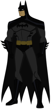 New Batman by AMTModollas
