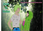 OC OP : Roronoa Zoro and Heba Asawa .:Wear this:. by Heba-Asawa