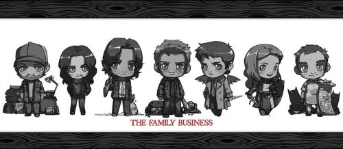 The Family Business by JoannaJohnen