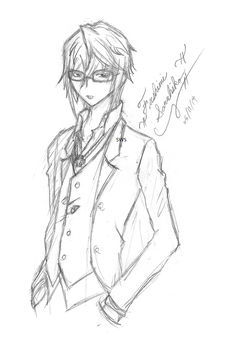 Fushimi Middle School Version by SakuraSadameWingz