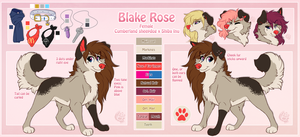 || Blake Rose Reference Sheet by Blake-Rosey