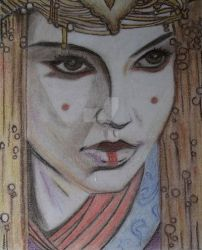 Padme Amidala Naberrie from Star Wars Episode I by natallymp
