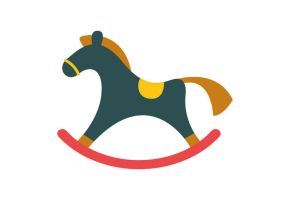 Rocking-horse-800x566 by superawesomevectors