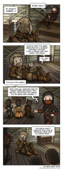 Skyrim: Sweet Dreams Are Made Of... Murder? by Isriana