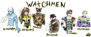 Watchmen by moloko-plus