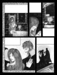 Page one: unnamed comic. by theceruleancreep