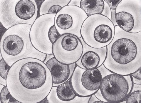 Eyes by Bex013