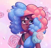 Cotton Candy Pride ~ Steven Universe by Speckled-Waffle