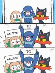 Welcome to Alola! by Winick-Lim