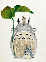 totoro and cie by MaNoU56