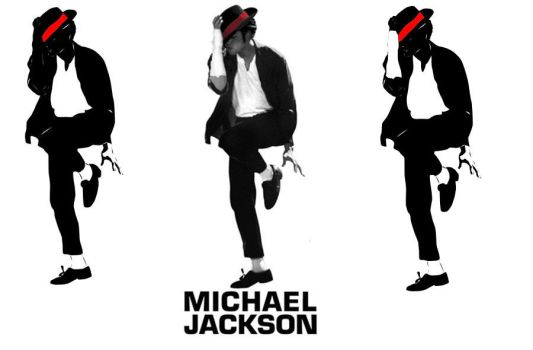 Michael Jackson's shapes by keheleyr