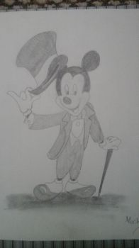 Mickey by MoralsLost21
