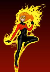 Firestar 2014 Redesign by bredenius