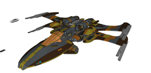 X wing luxury by Timeserver55