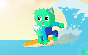 Surf up by Xtianzarts