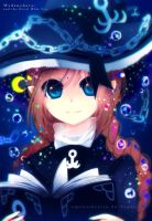 Wadanohara and the Great Blue Sea by TimelessHeaven