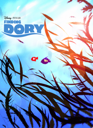 Finding Dory by ryky