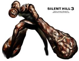 Closer - Silent Hill 3 by ThoRCX