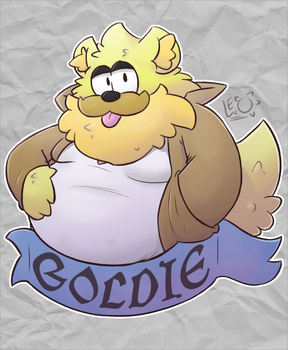 Goldie (AT) by LeoTheLionel