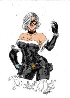 Alternate Blackcat by jeansinclairarts by Kenkira